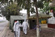 Một trường hợp dương tính với SARS-COV-2 sau khi hoàn thành cách ly tập trung ở Yên Bái