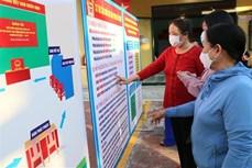 Cử tri Quảng Nam gửi trọn niềm tin trong từng lá phiếu