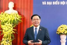 Chủ tịch Quốc hội, Chủ tịch Hội đồng Bầu cử quốc gia Vương Đình Huệ: Qua cuộc bầu cử càng thấy được sức mạnh của nhân dân