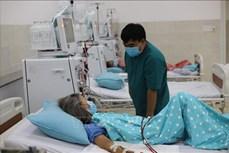 Người bệnh lọc máu có nguy cơ diễn biến nặng nếu mắc COVID-19