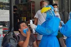 Dịch COVID-19: Trưa 19/6, ghi nhận 112 ca mắc mới, nhiều nhất vẫn là Thành phố Hồ Chí Minh