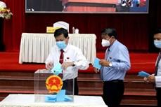 Ông Nguyễn Hoài Anh tái đắc cử Chủ tịch HĐND tỉnh Bình Thuận