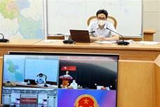 Phó Thủ tướng Vũ Đức Đam: Thành phố Hồ Chí Minh siết chặt quản lý, hạn chế lây nhiễm chéo