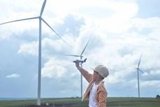 Sức bật ngành du lịch từ các công trình điện gió ở Gia Lai