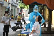 Dịch COVID-19: Trưa 12/9, thành phố Hà Nội ghi nhận thêm 17 ca dương tính với SARS-CoV-2, trong đó 2 ca tại cộng đồng