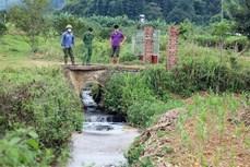 Cần tăng cường quản lý các cơ sở sơ chế cà phê ở Mai Sơn