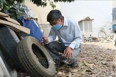Cảnh báo nguy cơ dịch bệnh sốt xuất huyết bùng phát trong mùa mưa