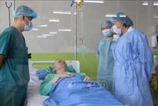 Dịch COVID-19: Bệnh nhân 91 có thể sớm được xuất viện