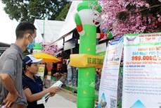 Ngày hội du lịch Thành phố Hồ Chí Minh thu hút gần 200.000 lượt khách