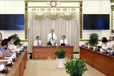 Thành phố Hồ Chí Minh quyết tâm thực hiện thành công Chương trình chuyển đổi số