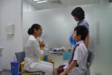 Thành phố Hồ Chí Minh: Tỷ lệ tiêm chủng không đạt yêu cầu do ảnh hưởng của dịch COVID-19
