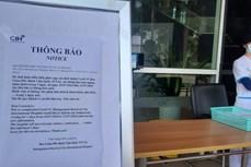 Dịch COVID-19: Bệnh viện Quốc tế City Thành phố Hồ Chí Minh tiếp tục ngừng nhận bệnh nhân, lấy mẫu xét nghiệm toàn bộ nhân viên