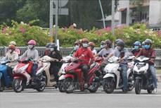 Dịch COVID-19: Thành phố Hồ Chí Minh xử phạt 841 trường hợp không đeo khẩu trang nơi công cộng
