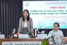 Dịch COVID - 19: Thành phố Hồ Chí Minh thành lập các khu cách ly y tế tập trung tại khách sạn