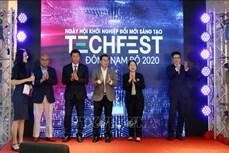 Ngày hội khởi nghiệp đổi mới sáng tạo Đông Nam Bộ 2020