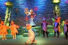 Tạo sức hút cho sân khấu thiếu nhi trên địa bàn Thành phố Hồ Chí Minh