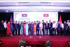 Vun đắp, phát triển mối quan hệ hữu nghị truyền thống, hợp tác toàn diện Việt Nam - Campuchia