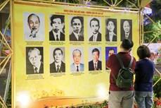 """Kỷ niệm 91 năm Ngày thành lập Đảng: Triển lãm ảnh """"Mừng xuân Tân Sửu - Mừng Đảng quang vinh"""""""