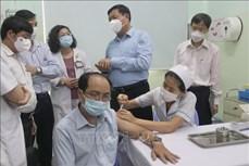 Thành phố Hồ Chí Minh: Cần thêm 7.000 - 8.000 liều vaccine phòng COVID-19