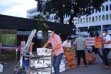 Thành phố Hồ Chí Minh phát hiện 22 trường hợp dương tính với SARS-CoV-2 tại Bệnh viện Bệnh nhiệt đới