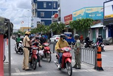 Dịch COVID-19: Thành phố Hồ Chí Minh tiếp tục giãn cách xã hội đến ngày 30/6