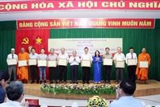 Tăng cường hiệu quả công tác dân tộc đóng góp vào sự phát triển Thành phố Hồ Chí Minh