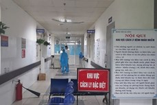 清化省一名留学生被确诊感染新冠病毒
