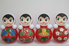 俄罗斯向越南出口总价值超过130万美元的套娃