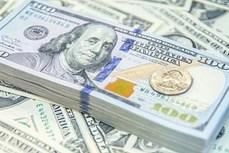 5月18日越盾对美元汇率中间价上调2越盾