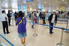 建议解除国内机场航站楼社会限制措施