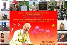 胡志明主席诞辰130周年:胡志明之歌在加拿大响起