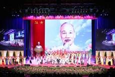 胡志明主席诞辰130周年庆典在河内隆重举行
