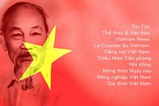 胡志明主席诞辰130周年:越南10家报纸给读者带来绘制胡伯伯肖像的体验