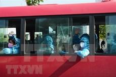 近240名在缅越南公民安全回国