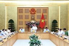 越南政府总理主持会议 为石油和航空企业化解困难