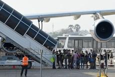 所有入境柬埔寨航班乘客必须接受14天的隔离