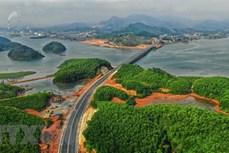 政府总理批准将广宁省广安经济区补充至越南沿海经济区规划中