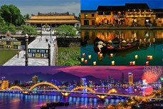 越南中部三个省市联手推动旅游业发展