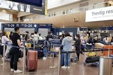 越南将300多名公民从瑞典和芬兰接回国