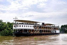 中国公司拟在湄公河上建设豪华游轮港
