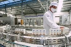 越南乳制品股份公司进军韩国市场
