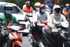 越南北部炎热天气或将持续数日并成为自1993年以来最长连续炎热时间