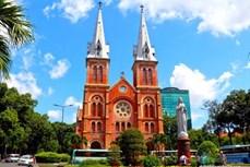 胡志明市圣母教堂被评为世界19座最美教堂之一
