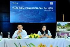 若第三季度开门迎客越南国际游客到访量可达600至800万人次