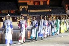 会安奥戴—越南名胜节精彩亮相 生动再现越南人民的生活与特色文化