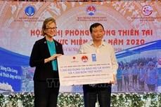 日本与UNDP协助受疫情影响的越南南部地区困难群众