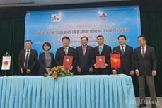 JICA协助岘港市考察并收集发展连沼港的数据