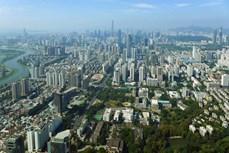 新加坡与中国促进实施智慧城市合作倡议