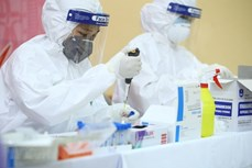越南连续63天无新增本地病例 10名患者当中有4名患者二次以上检测结果呈阴性反应