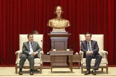 河内尽力巩固越南与老挝特殊友好关系